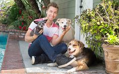 Pet photographer Liz Stavrinides shares feel-good stories from animal organizations, dog trainers and celebrity pet owners.