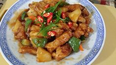Cooking with Lu: Sweet and Sour fish fillets