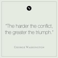 Don't fear a good challenge. #MondayMotivation