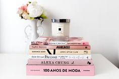 Livros inspiradores para quem gosta de moda.