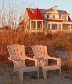 Sullivan's Island, South Carolina, beach house