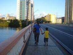 indo para o Recife antigo
