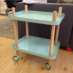 Normann Copenhagen Block Trolley in Mint. Brand New, excellent condition. Now £135.00.