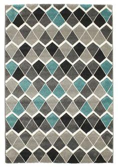 Kaleo - Blauw tapijt 140x200