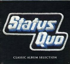 Status Quo - Classic Album Selection  #christmas #gift #ideas #present #stocking #santa #music #records Chevrolet Logo, Gifts For Dad, The Selection, Status Quo, Album, Classic, Music, Santa, Gift Ideas