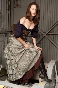 Steampunk Elegance!