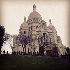 Montmartre - Sacré Cœur (Paris).
