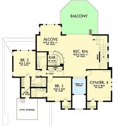 Enormous Open Spaces - 69598AM   1st Floor Master Suite, Butler Walk-in Pantry, CAD Available, Den-Office-Library-Study, Luxury, Media-Game-Home Theater, Northwest, PDF, Photo Gallery, Premium Collection, Traditional   Architectural Designs