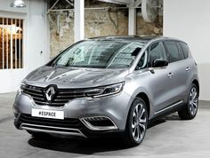 Renault Espace (2015).