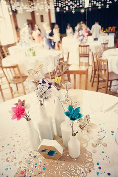 A DIY Village Hall Wedding  A Bride Who Designed her own Dress: Laura  Mike