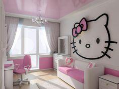 Bureau en bois hello kitty die besten bilder von kinderzimmer