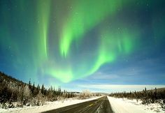 Fairbanks , Alaska Northern lights