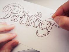 PAISLEY on Behance