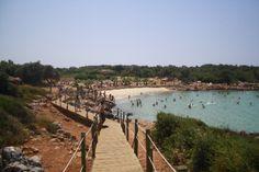 Cleopatra islands or Sedir adası in Gökova - Muğla / Turkey