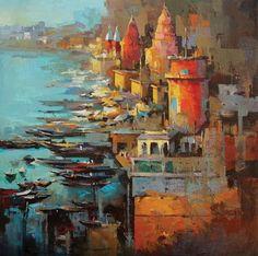 Artwork By Satheesh Kanna