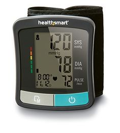 HealthSmart Standard Series Wrist Blood Pressure Monitor Clinically Accurate LCD Display Digital Blood Pressure Monitor Electronic Blood Pressure Monitor with 2 Person Memory For Sale https://fitnesstrackerusa.co/healthsmart-standard-series-wrist-blood-pressure-monitor-clinically-accurate-lcd-display-digital-blood-pressure-monitor-electronic-blood-pressure-monitor-with-2-person-memory-for-sale/