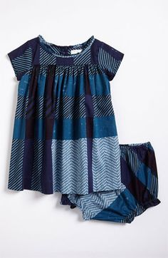 Burberry Check Print Dress (Infant) available at #Nordstrom