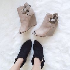 @swellmayde picked some fabulous boots to add to her shoe collection. Show your sense of style with your look when you show them off to the world!
