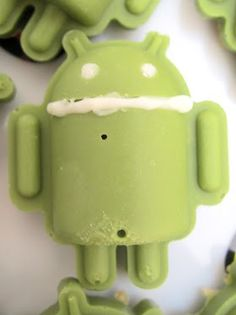 Android Green Chocolate