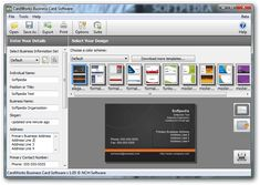 Cardworks business card software plus is a great software for design cardworks business card software plus is a great software for design create and print business card without any designing knowledge reheart Image collections
