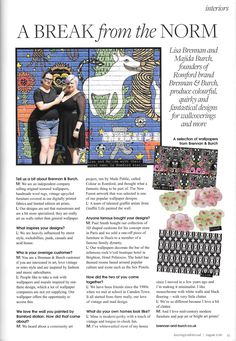 Havering Resident article August 2016