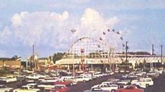Miracle Strip Amusement Park. Loved it! The roller coaster, Dante's inferno, the polar bear indoor scrambler, the haunted hosue, the dragon ship, rock n roll express, the swings...