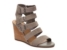 Serena Wedge Sandal
