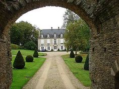 Caen Area French Chateau For Sale French Chateau, The Prestige, Property For Sale, France, Mansions, House Styles, Beautiful, Villas, French Resources