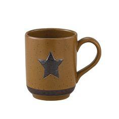 Sawmill Star Mugs - Set of 4