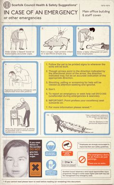 :: Scarfolk Council Health & Safety (1973-1974) ::