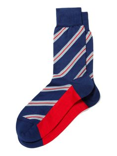 THOMAS PINK Colonel Stripe Socks