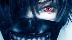 Ken Kaneki Anime Mask Tokyo Ghoul Image 1600×900