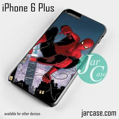 Spiderman Phone case for iPhone 6 Plus and other iPhone devices