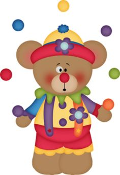 ~GS-Under the Big Top Preview - Minus Circus Theme, Circus Party, Clown Images, Circus 1st Birthdays, Circus Decorations, Clown Party, Cute Clown, Clowning Around, Baby Clip Art