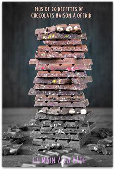 plus de 20 recettes de chocolat maison à offrir
