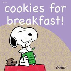 It's never too early for cookies Reposted from Snoopy Cartoon, Food Cartoon, Peanuts Cartoon, Peanuts Snoopy, Cartoon Pics, Cartoon Characters, Peanuts Characters, Peanuts Comics, Snoopy Pictures
