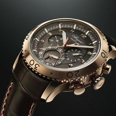Breguet Type XXII Flyback Chronograph Gold