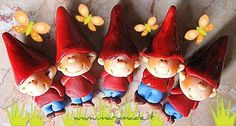 from polymer clay.... I need to learn to make these!!