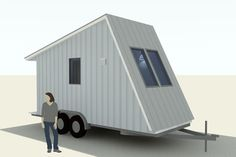 too small for us, but good to think about airflow. http://www.tinyhousedesign.com/an-aerodynamic-tiny-house-design/
