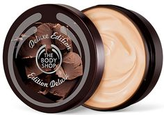 The Body Shop Chocolate Body Butter - Valentine's Day Gift Ideas