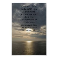 >>>Cheap Price Guarantee          Proverbs 3:5- 6 poster           Proverbs 3:5- 6 poster In our offer link above you will seeDiscount Deals          Proverbs 3:5- 6 poster Online Secure Check out Quick and Easy...Cleck Hot Deals >>> http://www.zazzle.com/proverbs_3_5_6_poster-228673639941488042?rf=238627982471231924&zbar=1&tc=terrest