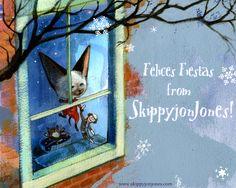a bunch of Skippyjon Jones activities! FREE Downloads