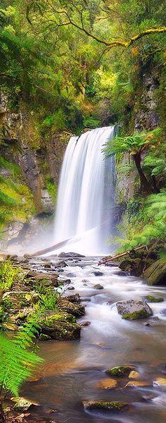 Hopetoun #Falls, Victoria, #Australia