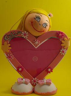 Fofucha heart