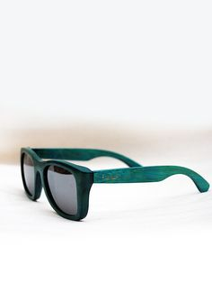 gafas de madera de bambú by tister