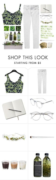 """""""no-one can really know you until you know yourself ;"""" by lolxbye ❤ liked on Polyvore featuring Acne Studios, Wildfox, Cult Gaia, Liz Earle and The Body Shop"""