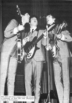 Birth Of The Beatles, The Beatles Live, Abc Cinema, Richard Starkey, Lennon And Mccartney, Beatles Photos, Recorder Music, Still In Love, British Invasion