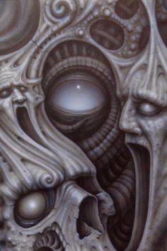long face by cbader on DeviantArt Dark Artwork, Skull Artwork, Dark Art Drawings, Evil Tattoos, Creepy Tattoos, Maori Tattoos, Arte Horror, Horror Art, Tattoo Main