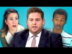 Teens React to Jonah Hill Controversy- This video is really awesome!