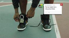 La Chaussure Parlante De Google - #lbdw